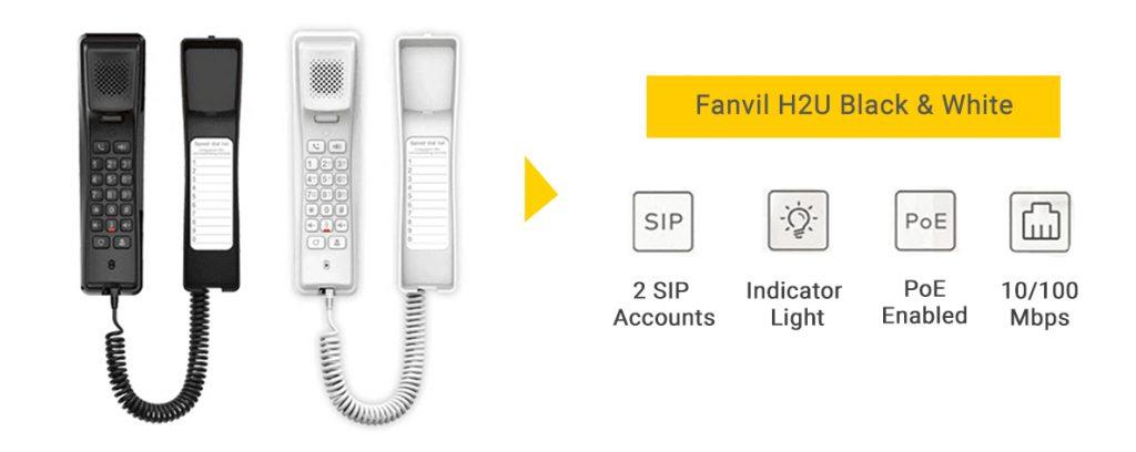 Coming Soon! The New Fanvil H Series Hotel IP Phones