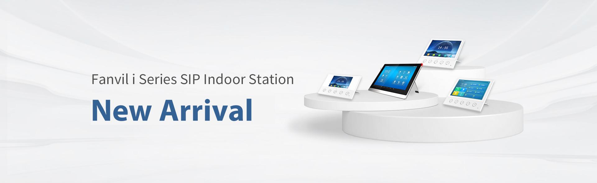NEW | Fanvil i Series SIP Indoor Stations