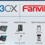 Fanvil Products Compatible with 3CX
