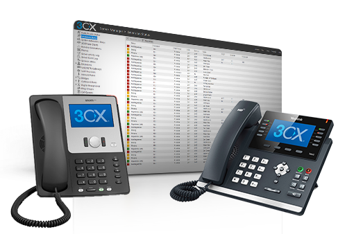 Yellowgrid - 3CX Phone System - Providing VoIP Telephony Services